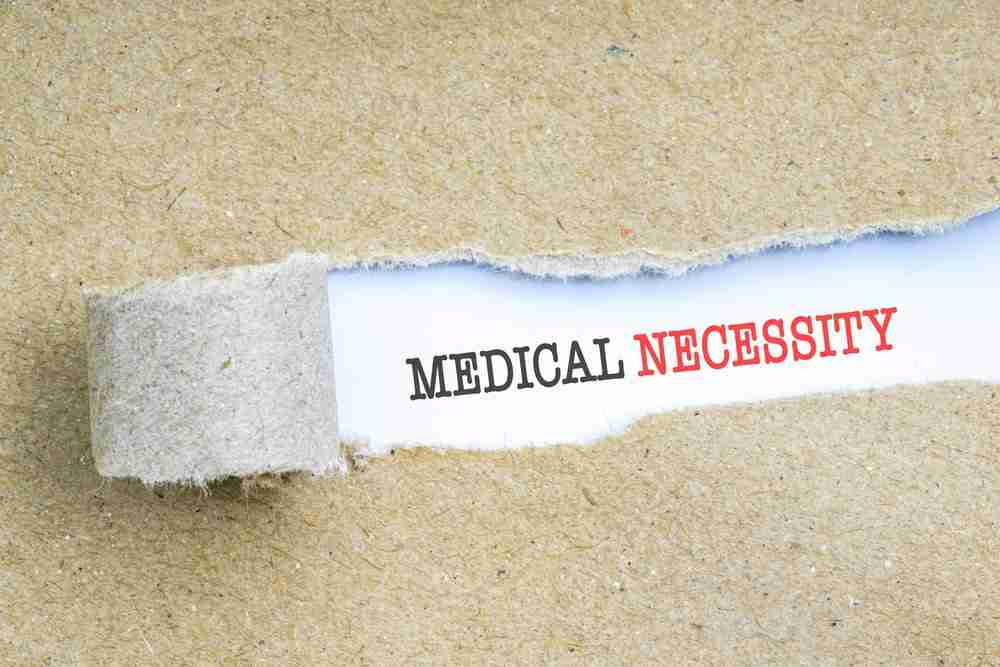 Medical Necessity Documentation for Physical and Occupational Therapy