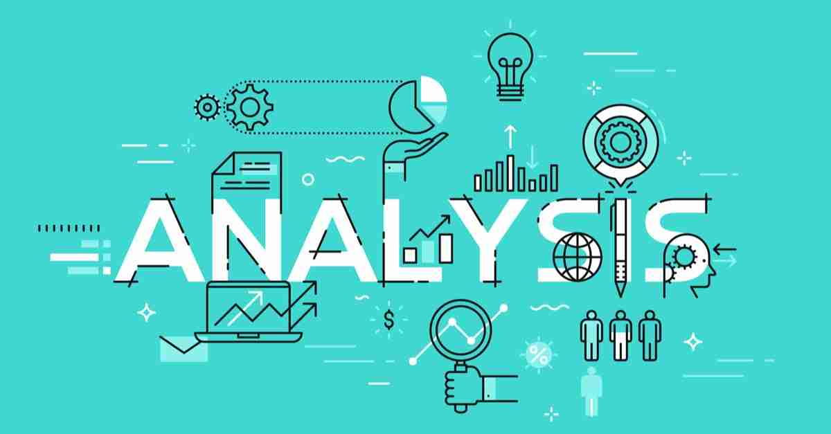 Business Analysis collage concept