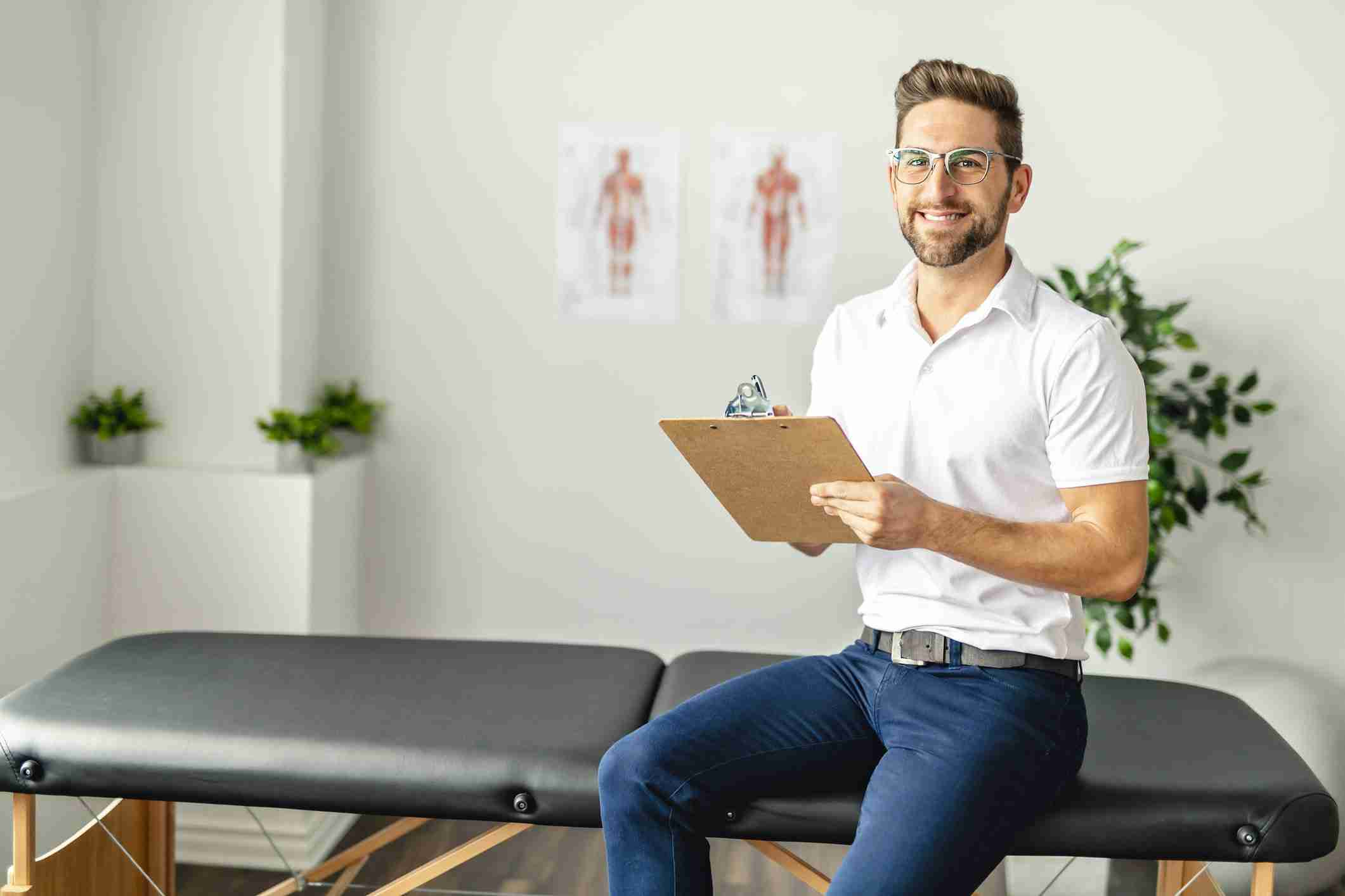 physical therapy clinic owner